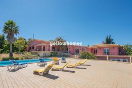 Spectacular 6-bed villa with pool and sea views...